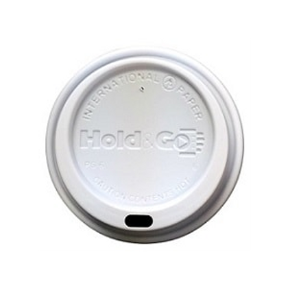 White Dome Lid for 8oz Hold and Go Cup
