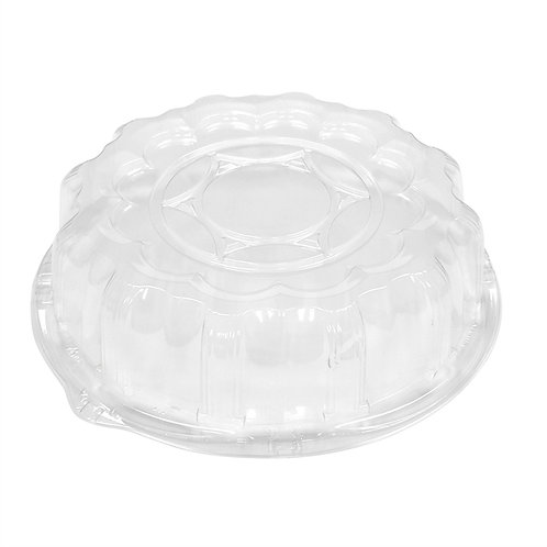 """Pactiv 12"""" Tray Dome Lids"""