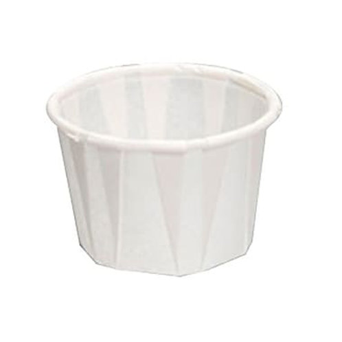 Genpak Paper Portion Cups 0.75oz