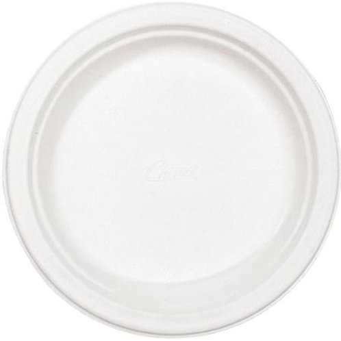 "Chinet 8-3/4"" Plates"