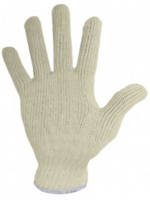 Large Ronco Poly Knit Gloves