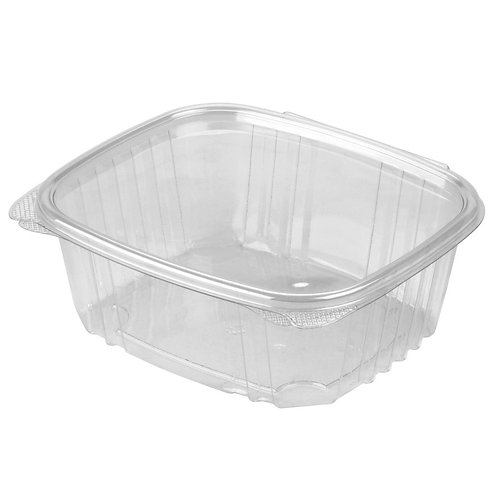 Genpak 32oz  Clear Hinged Deli Container