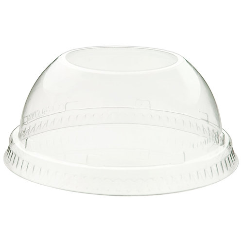 Clear Dome Lid for 16-24oz Genpak Cups