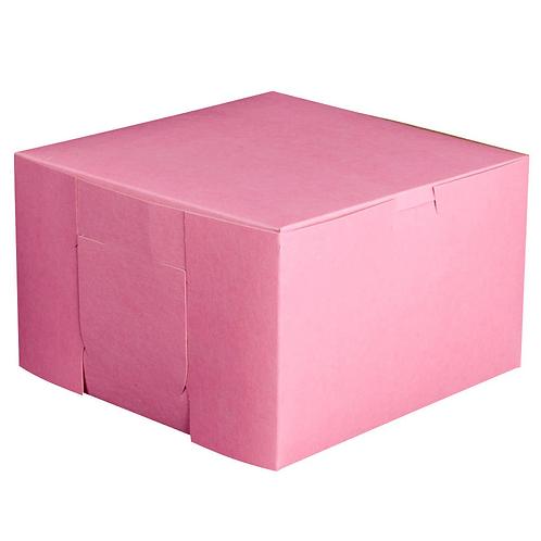 10 x 10 x 4 Cake Box