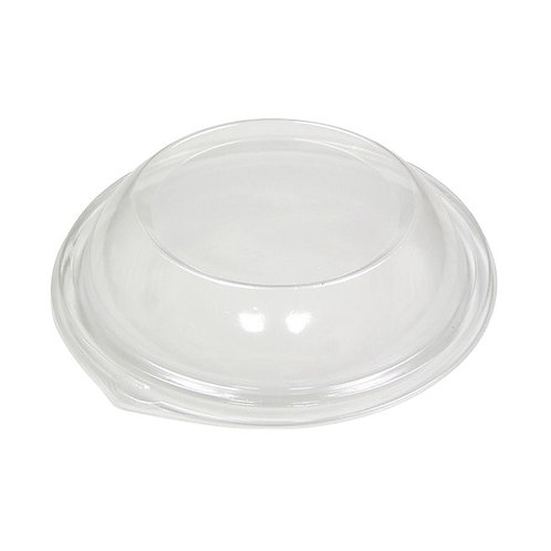 Clear Dome Lid for 80oz. Black Bowl