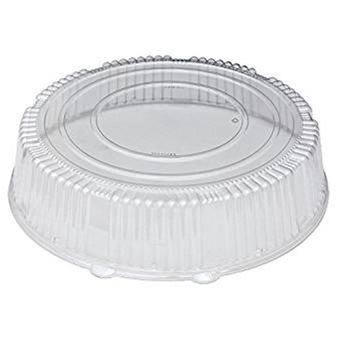 "Caterline 18"" Round Plastic Dome Lid"