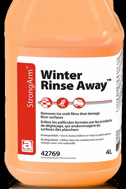 Winter Rinse Away
