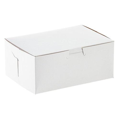 6.5 x 4 x 3 White Box