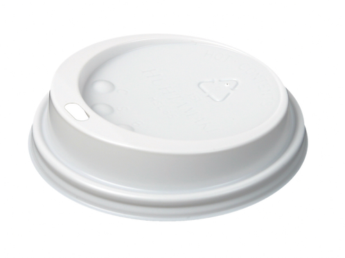 White Coffee Cup Lid