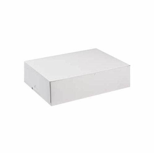 Half Slab Cake Box