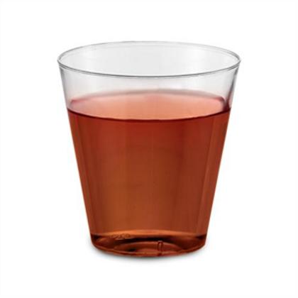 1 oz. Clear Rigid Shot Glass