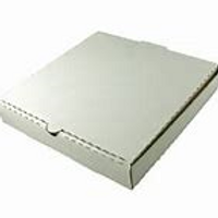 "18 x 25 x 2.25"" Pizza Corrugated Box"