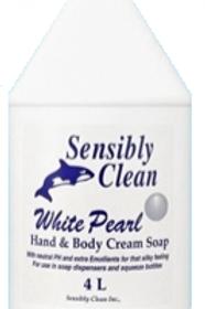 White Pearl Handsoap