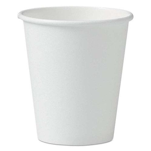 10 oz. White Paper Cups