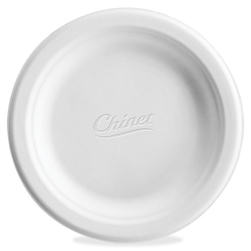 "Chinet 10-3/8"" Dinner Plate"