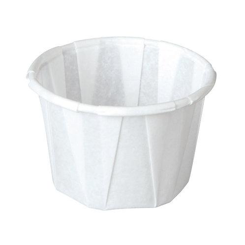 Solo 2 oz. Paper Compostable Portion Cups