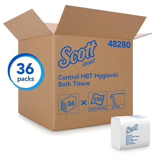 Scott 2-Ply Bathroom Tissue