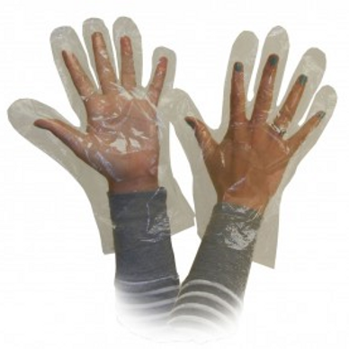 Large Ronco Poly Gloves