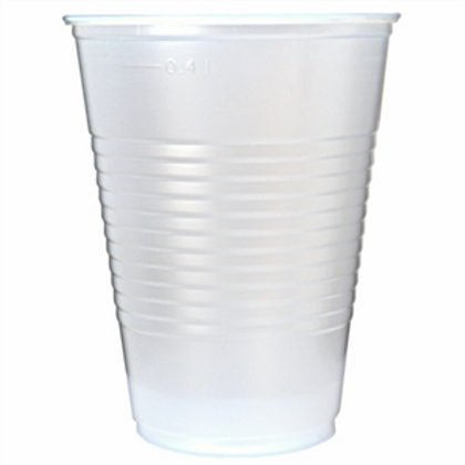 16oz Translucent Cold Drink Cups