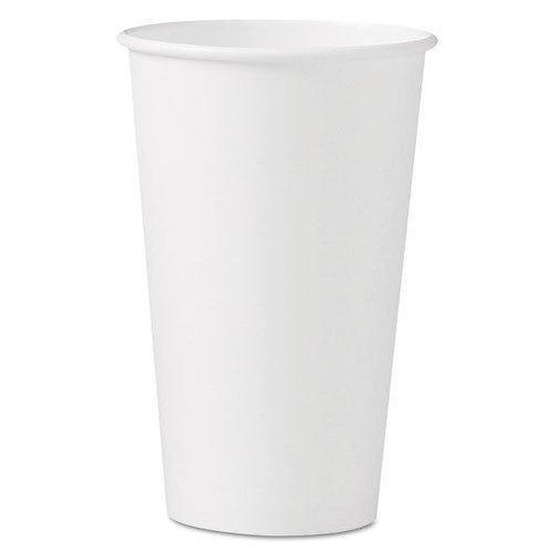 Solo 16 oz. White Paper Cups