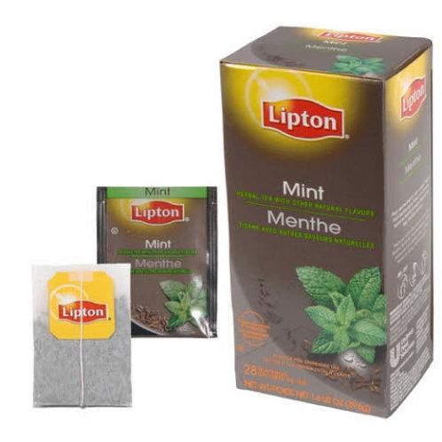 Lipton Mint Soother Herbal Tea