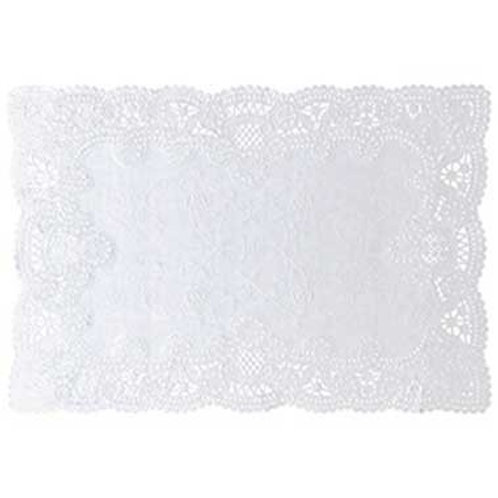 "10"" X 14"" French Lace Doilies"
