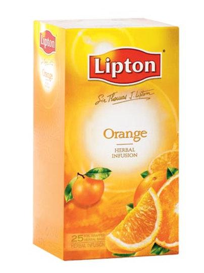 Lipton Orange Tea
