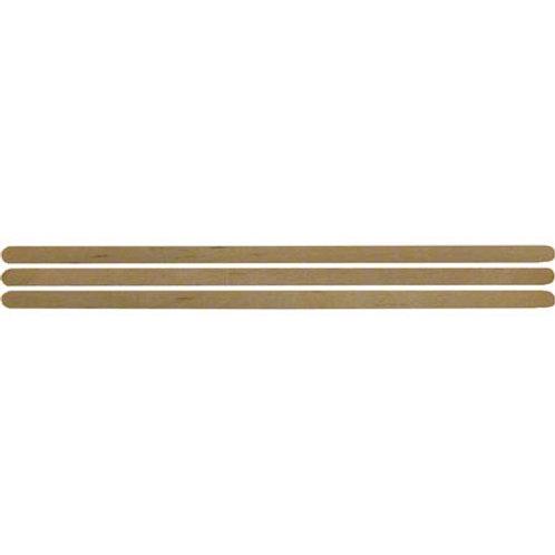 "Stir Stick Birch Wood 7"""