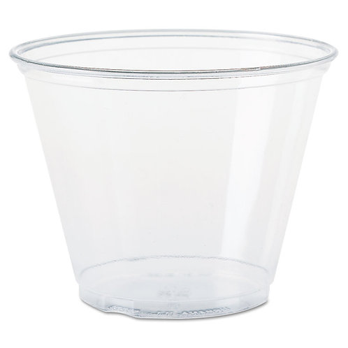 9 oz. Squat Clear Cup