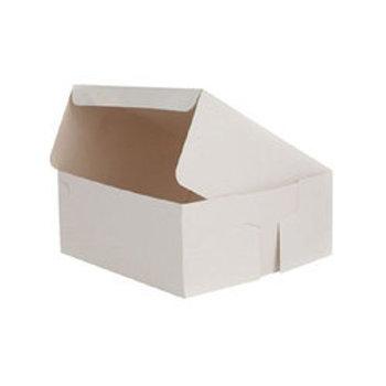 "6.5 x 6.5 x 3.5"" Cake Box"