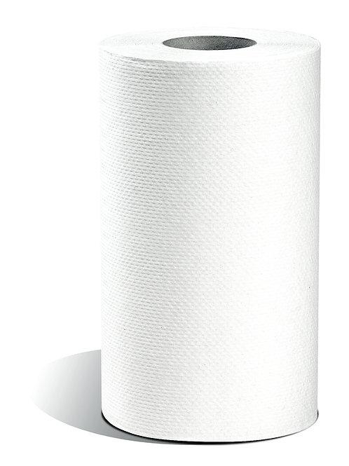 "White Swan 8"" Roll Towel"