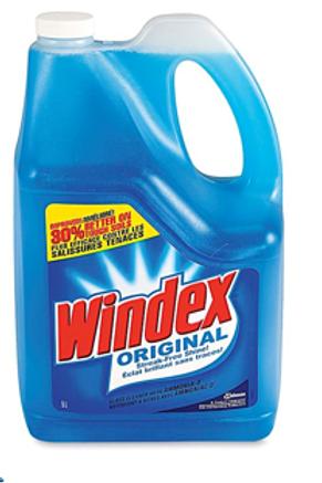 Windex Refill Jug