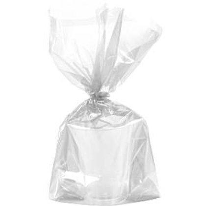 5lb Clear Cello Bag