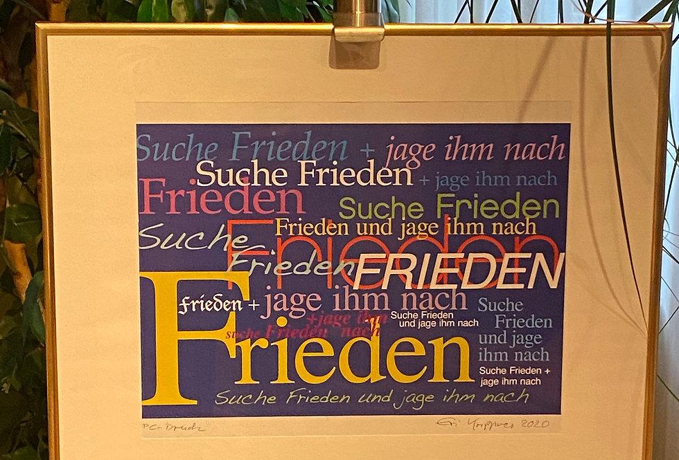 """""""Frieden"""""""