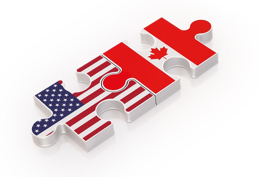 Canada and US comparison
