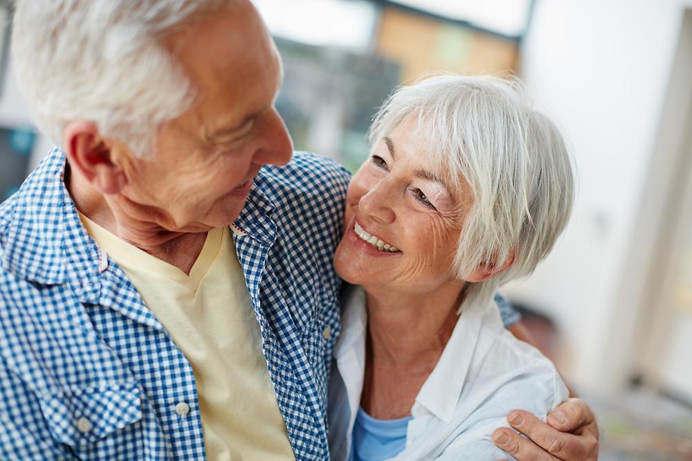 Retirement portfolio happy living