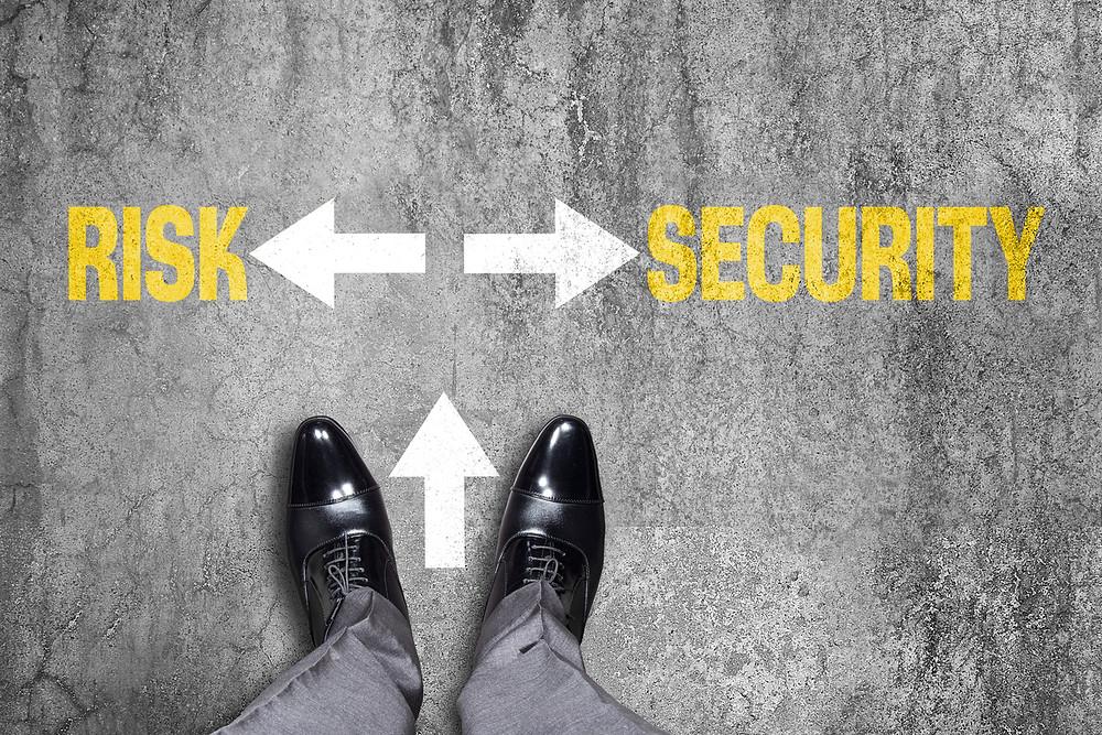 risk and reward investment volatility