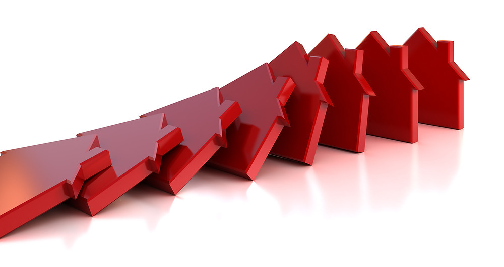 housing market domino US Canadian