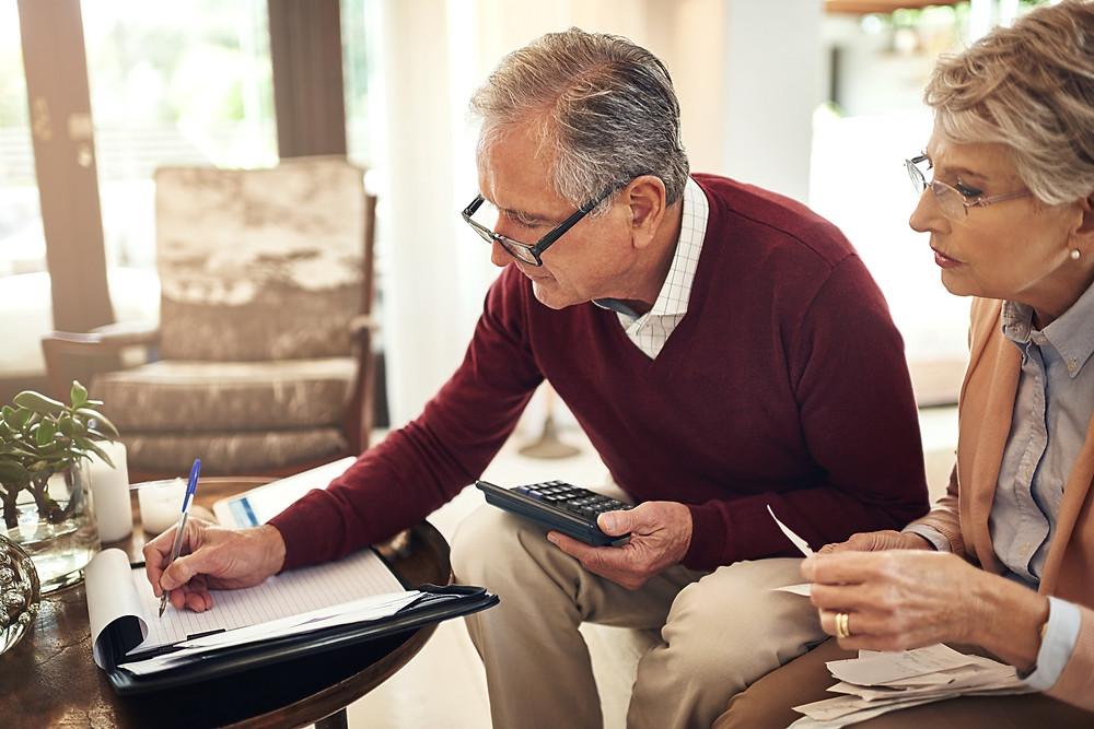 retirement - prepare or in process
