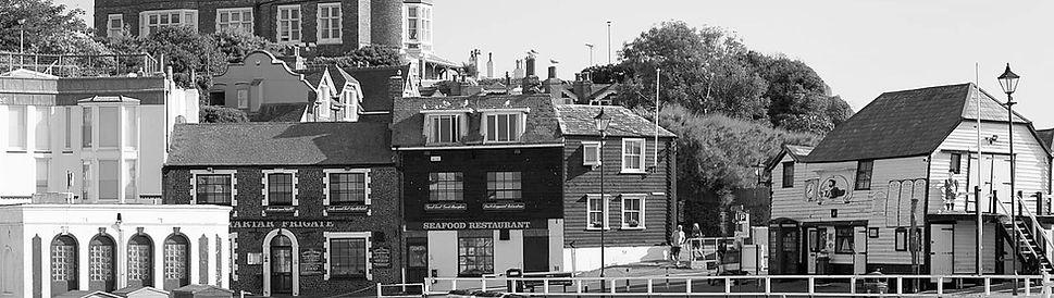Harbour Haven Harbour Street Nickleby Nook Dickens Walk Tartar Frigate Viking Bay Beautiful Broadstairs Kent Coast Self Catering Holiday Home Rental