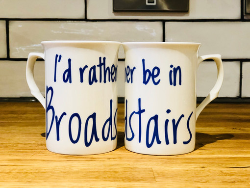 I'd rather be in Broadstairs
