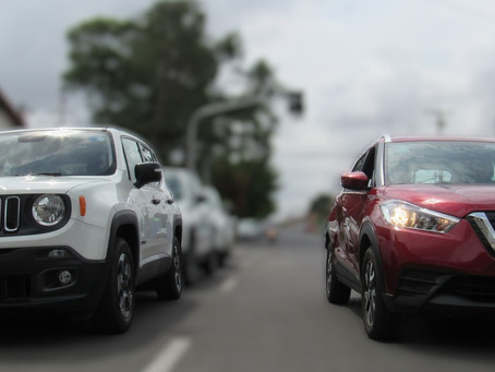 Nissan Kicks x Jeep Renegade