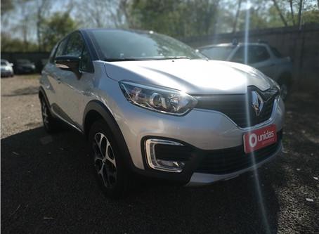 Renault Captur - Conforto em rodas