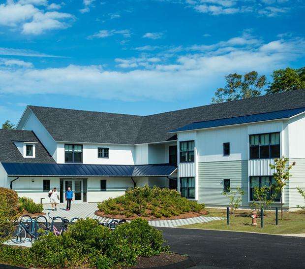 Woods Hole Oceanographic Institute Student Dormitory