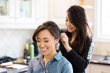 Jeannie Chen Hair and Makeup Artist