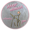 Mein Logo Inner woman authentic you
