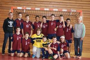 Équipe des 15 Masculins