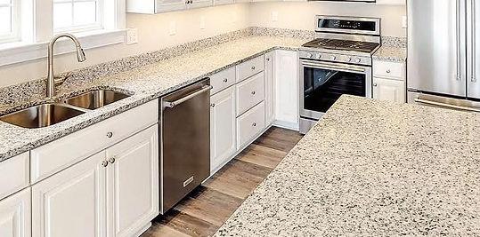 Standard Dishwasher and Range