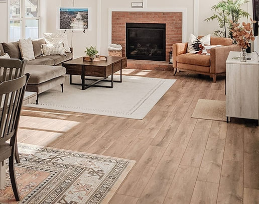 Aurora Model Luxury Flooring