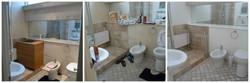 Bathroom ready for rental